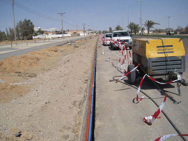 Alrasafa Contracting Co. Projects Pictures